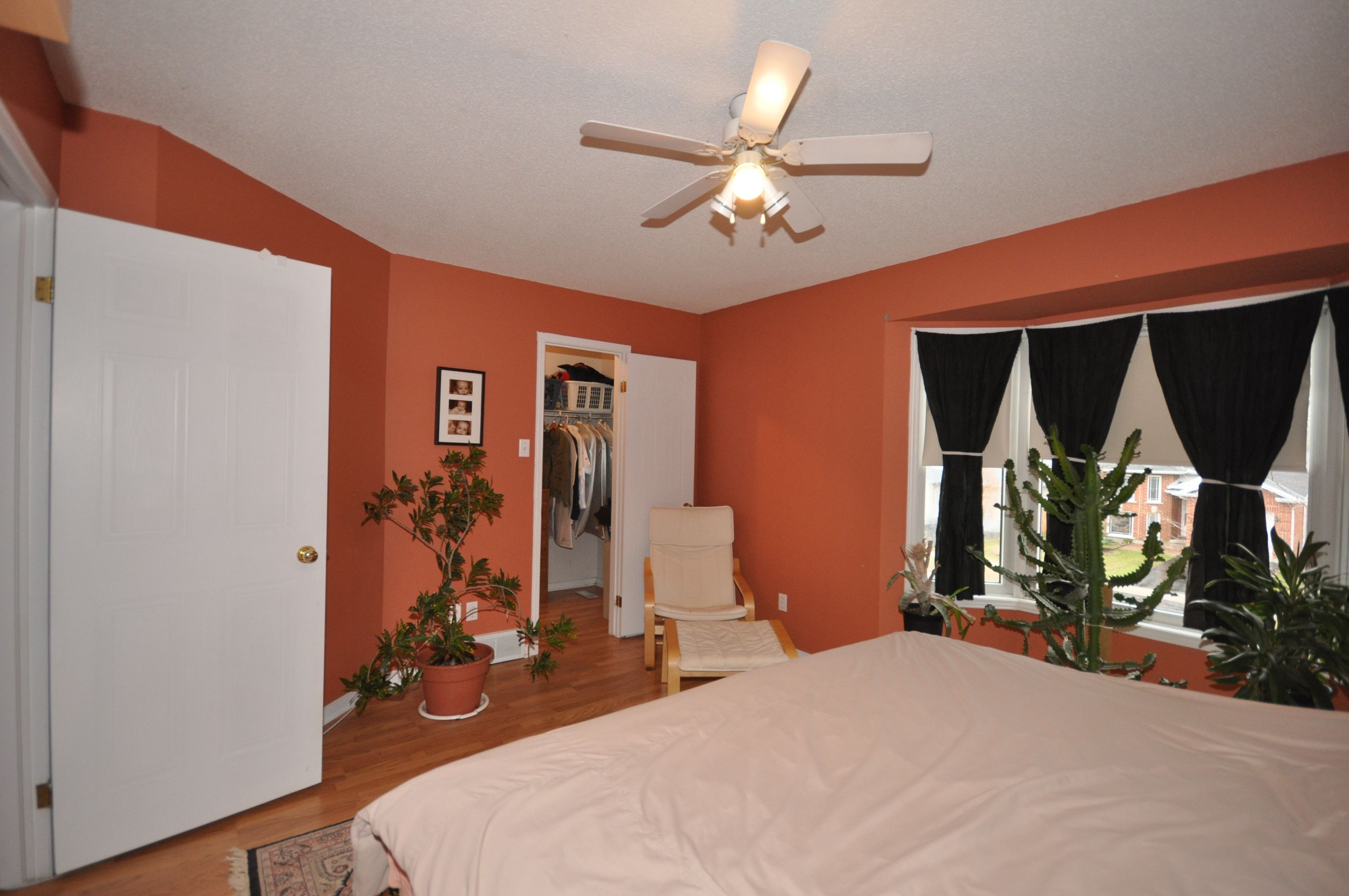 Upstairs you will find 3 nice sized bedrooms and a full bath