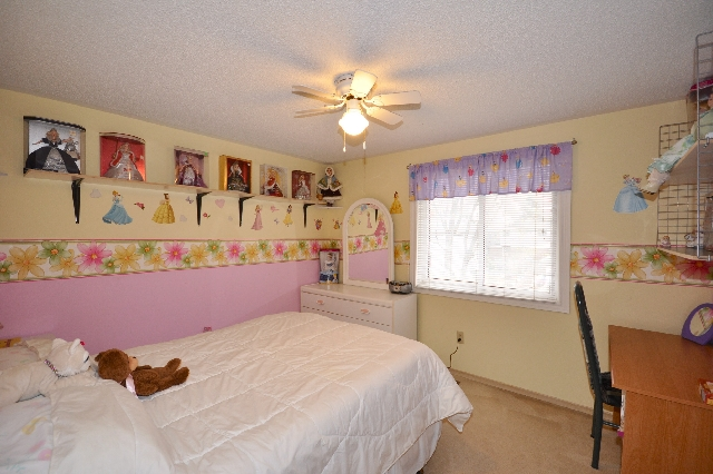 Bedroom for your little princess