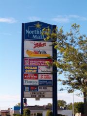 Northland Mall for all your shopping needs.