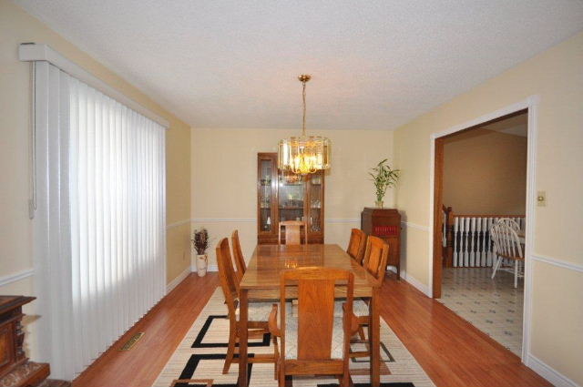 Formal Dining Room off Kitchen