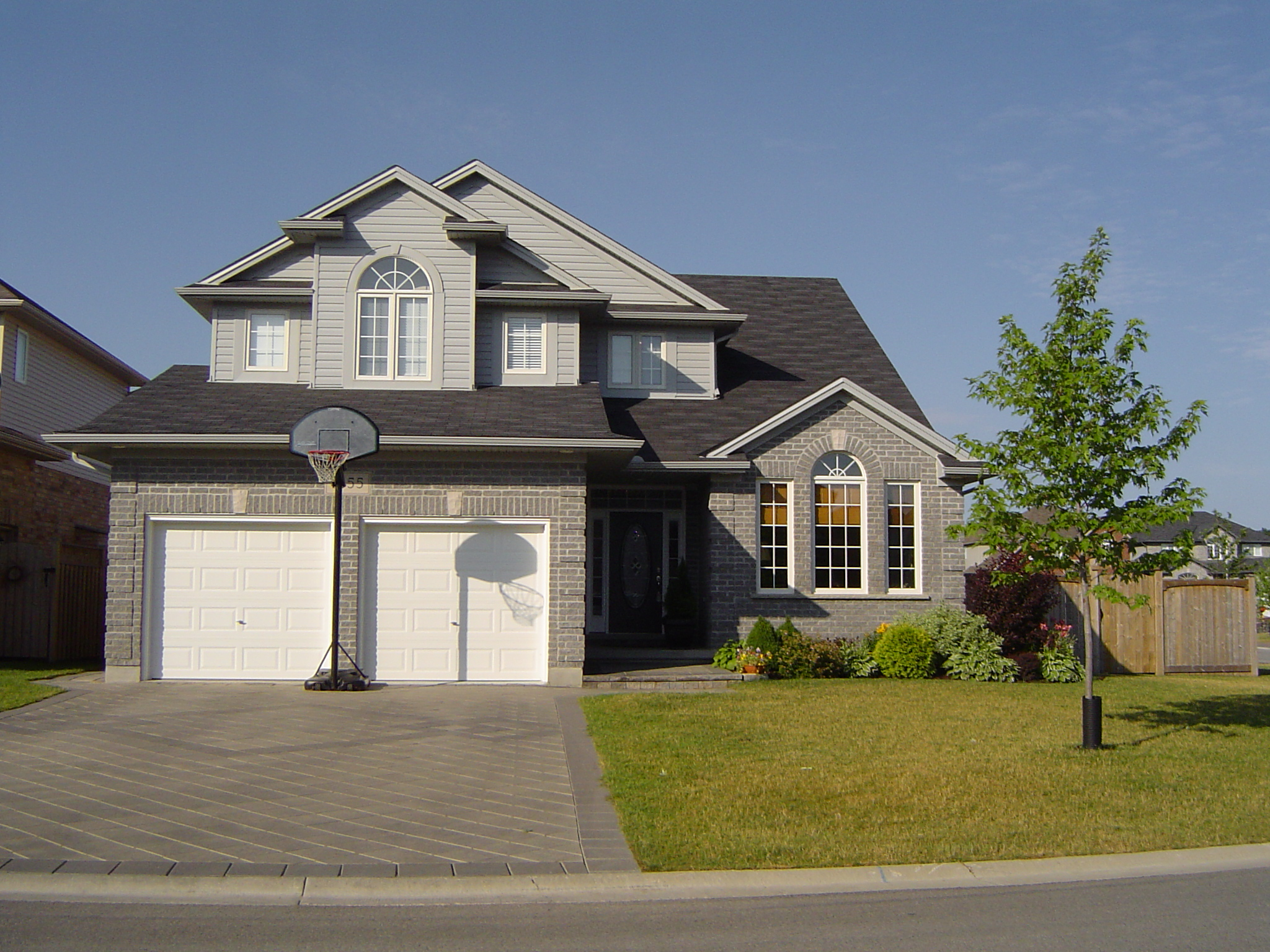 Mapleton Built 2 Storey Berkley ModelMapleton Built 2 Storey Berkley Model