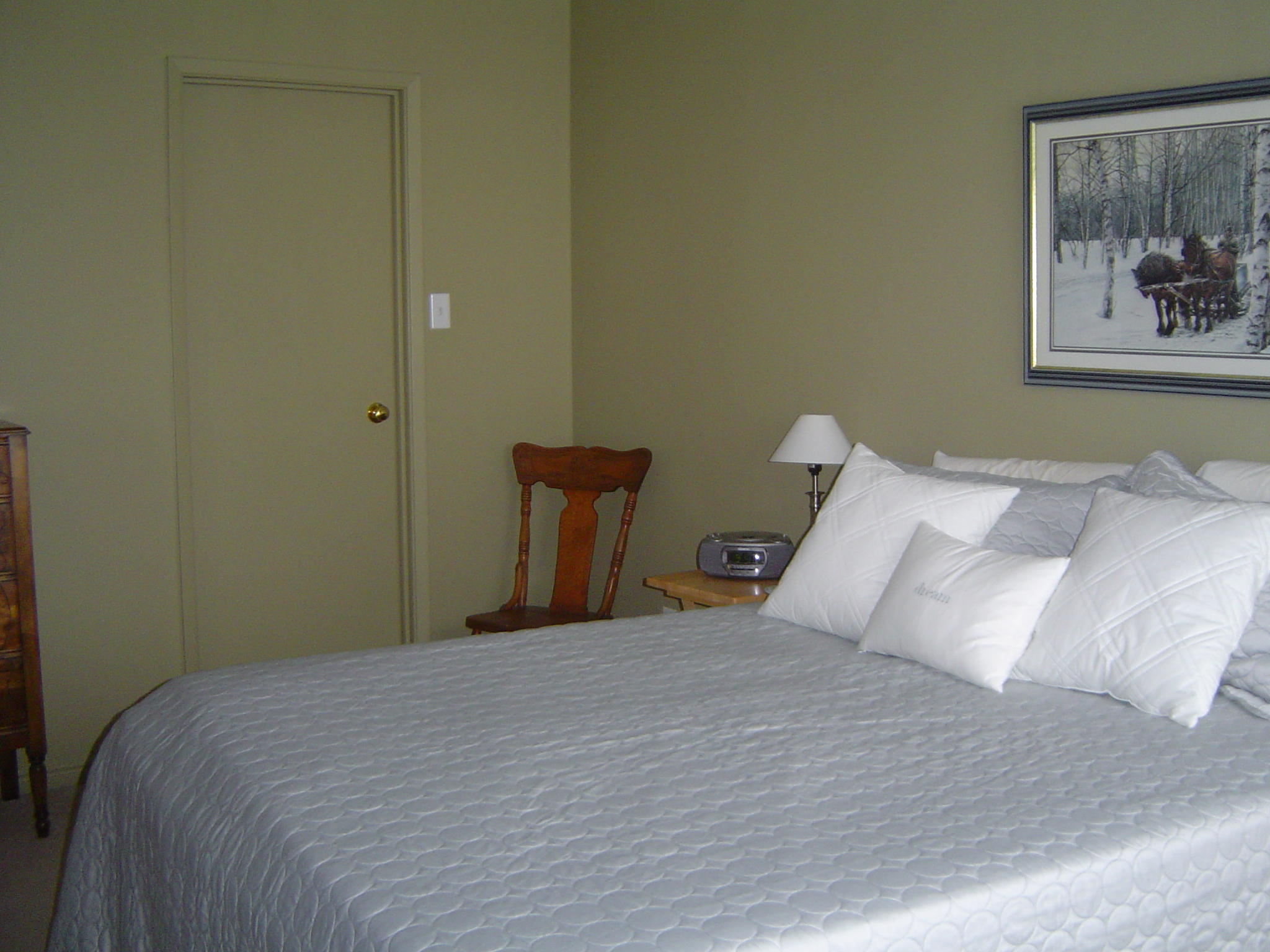 Extra bedroom located in the lower is great for you guests or makes a great spot for your hobbies